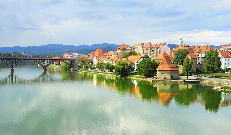 Maribor, Slovenië
