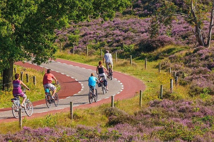 Nationaal Park Veluwezoom, Nederland