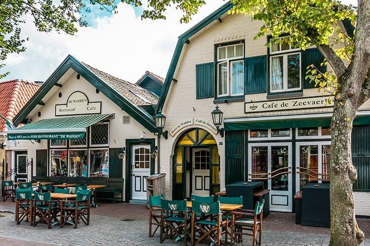Vlieland, Waddeneilanden