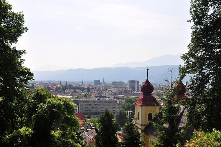 Klagenfurt, Oostenrijk
