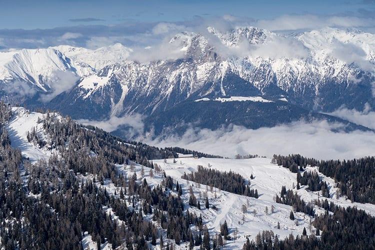 Wintersport in Karinthië