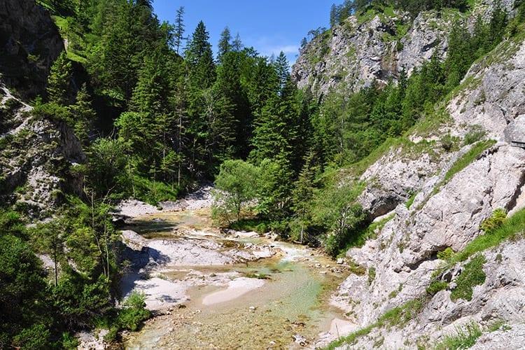 Ötschergräbenkloof, Neder-Oostenrijk