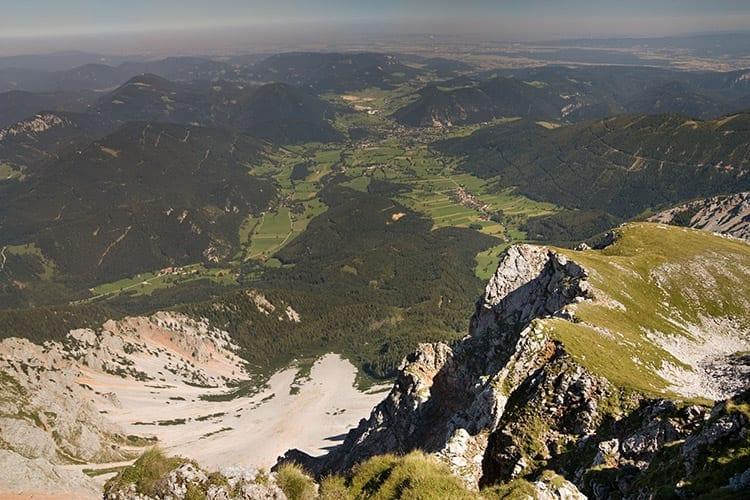 Schneeberg, Oostenrijk