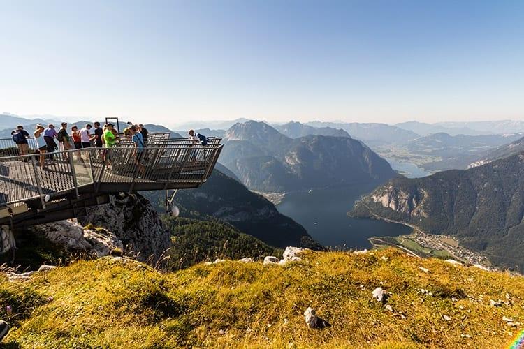 Dachsteinmassief, Opper-Oostenrijk