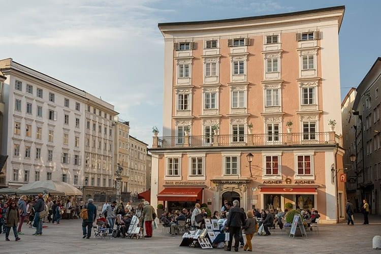 Alter Markt, Salzburg