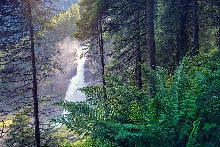 Krimmler Wasserfälle, Salzburgerland