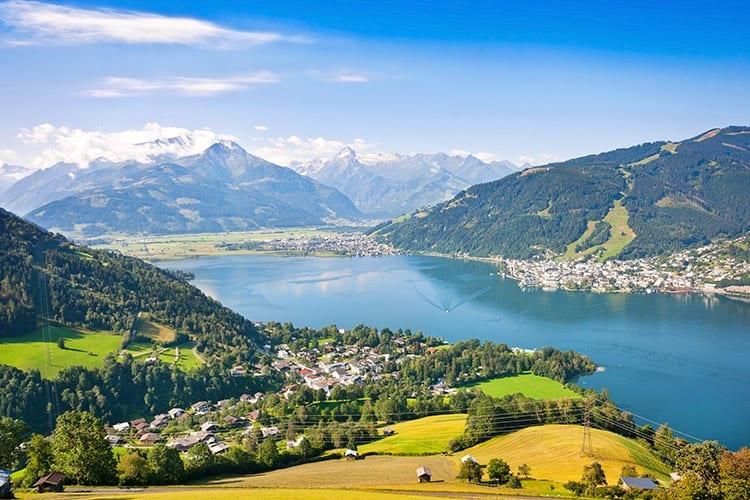 Zell am See, Salzburgerland