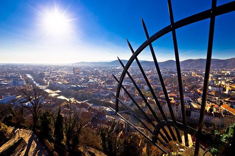 Graz, Stiermarken