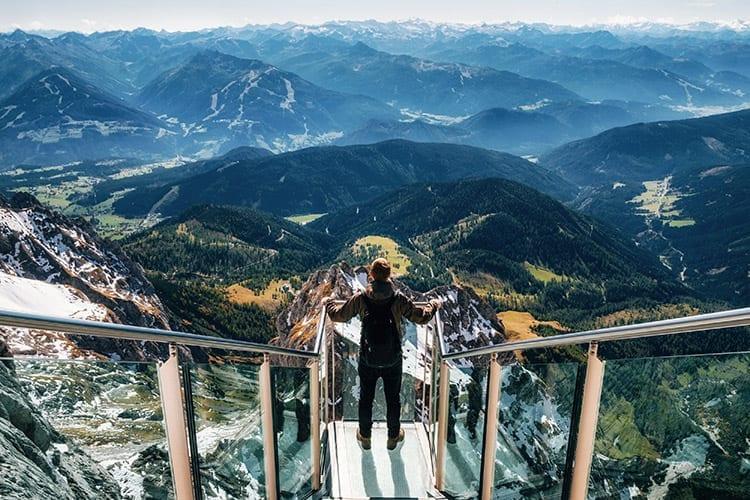 Hoher Dachstein, Stiermarken