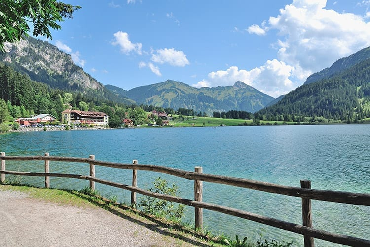 Haldensee See, Tirol