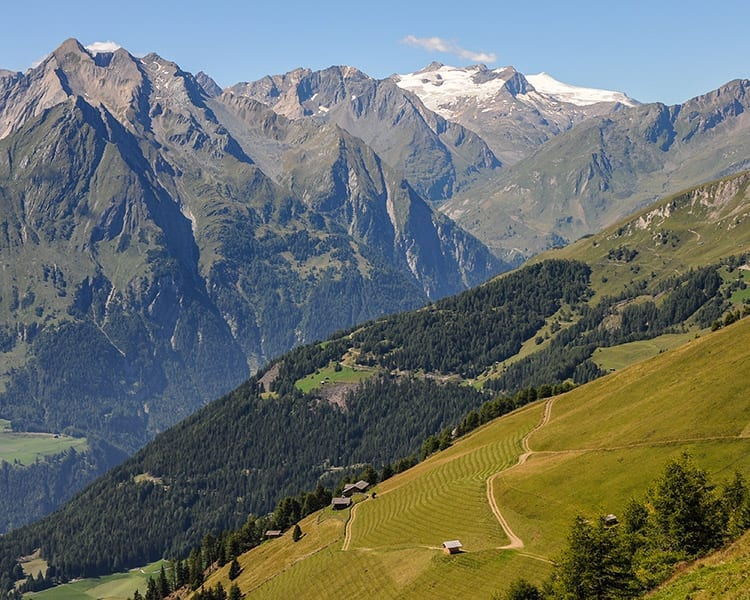 Nationaal Park Hohe Tauern, Tirol