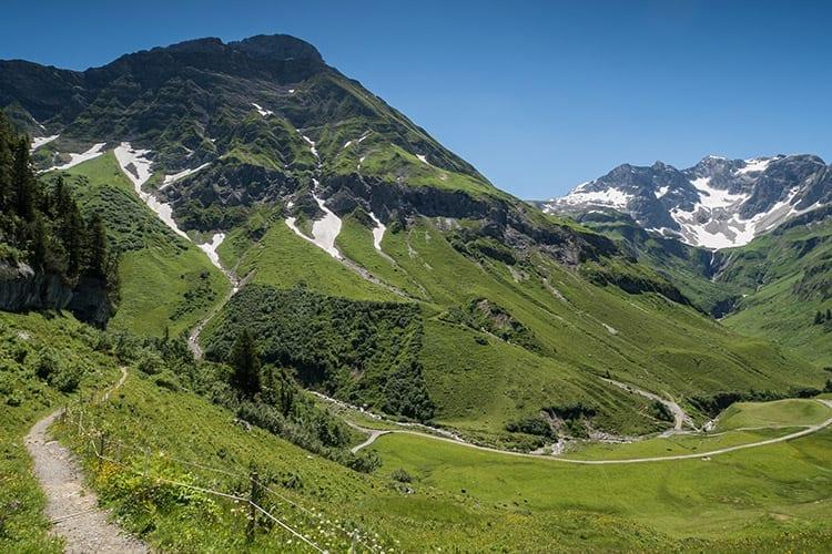 Bregenzerwald, Vorarlberg