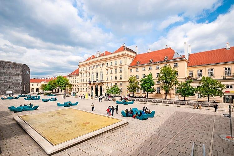 Museumsquartier, Wenen