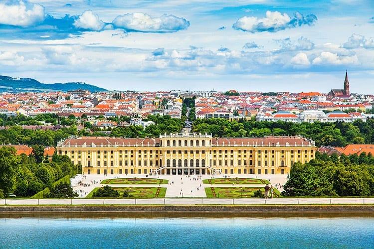 Schloss Schönbrunn, Wenen