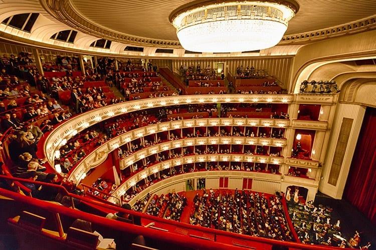 Staatsopera, Wenen
