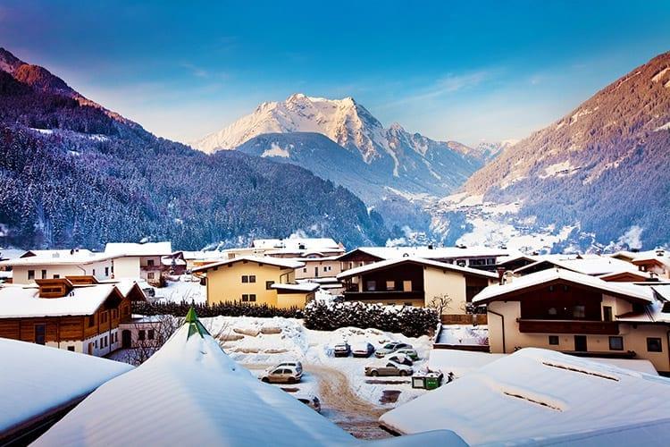 Mayrhofen, Zillertal