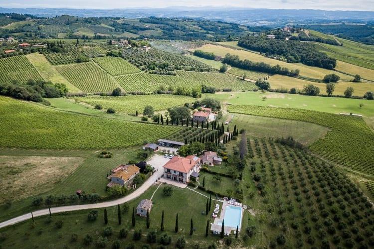 Agriturismo Fattoria Voltrona, San Gimignano