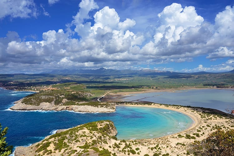 Voidokilia, Peloponnesos