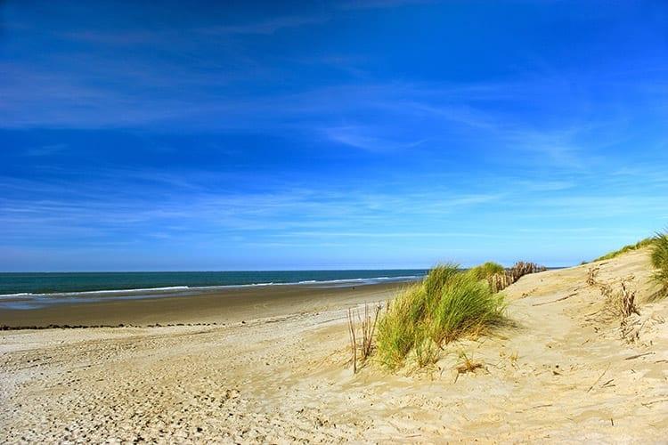 Strand op Ameland