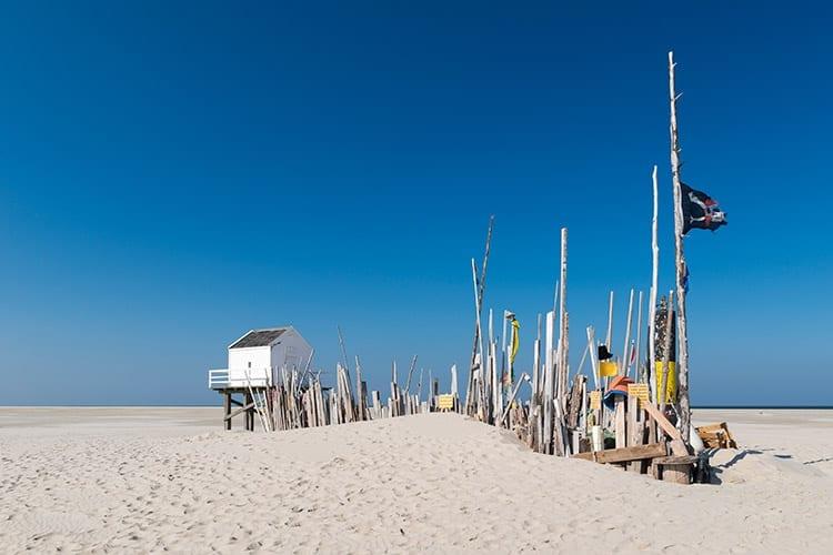 Zandplaat de Vliehors, Vlieland
