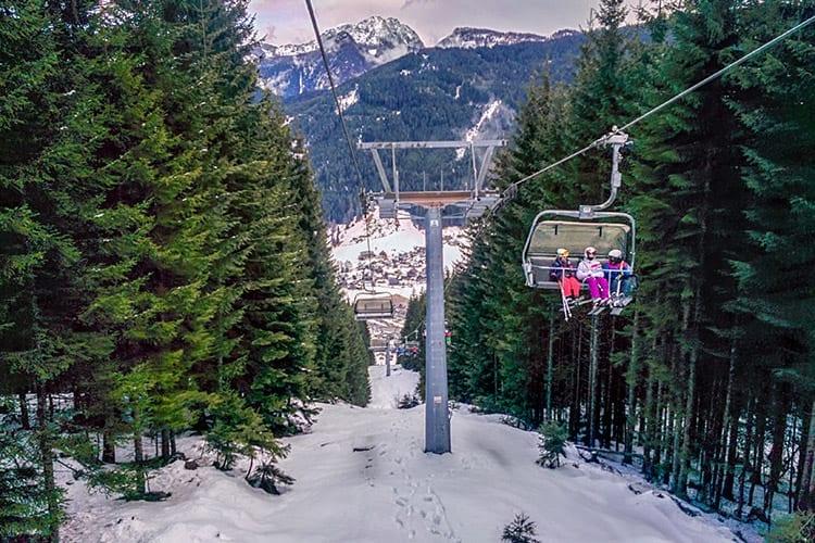 Skigebied Dachstein-West, Oostenrijk