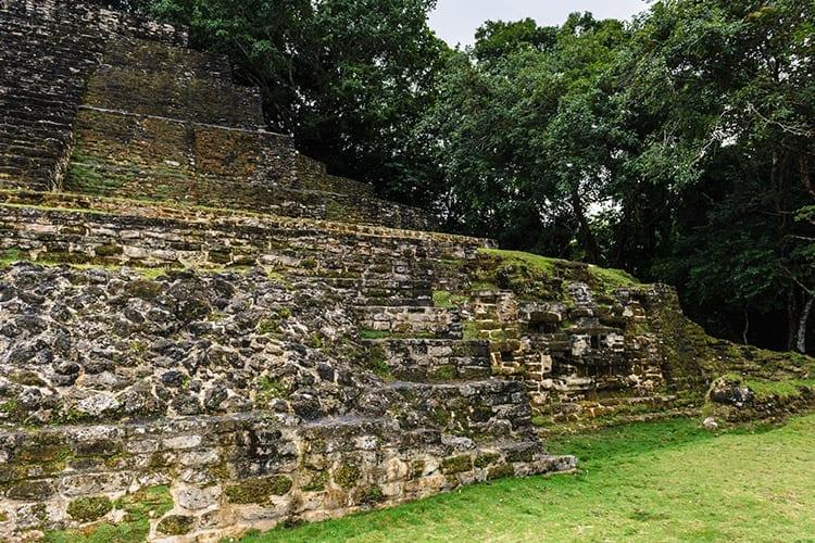 Caracol ruïne, Belize