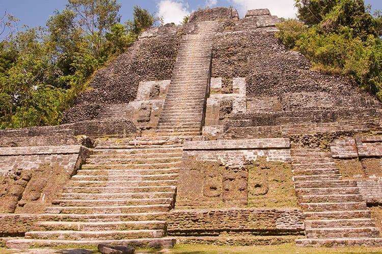 Lamanai ruïne, Belize