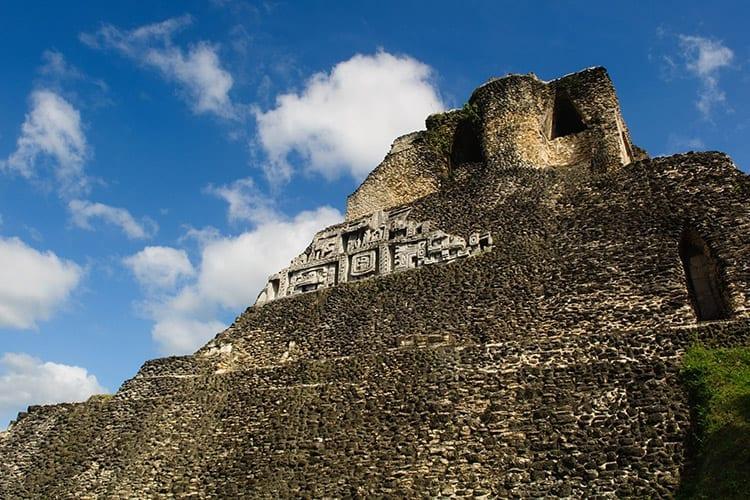 Xunantunich ruïne, Belize