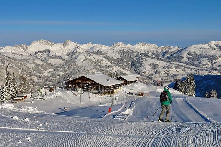Gstaad, Zwitserland