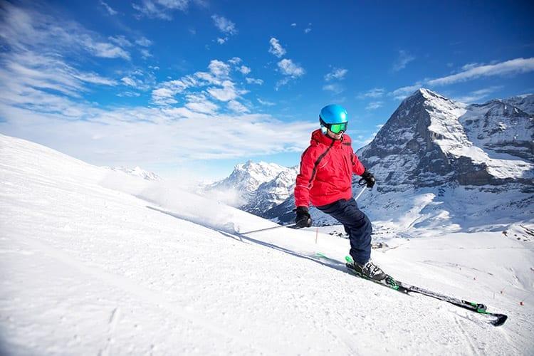 Jungfrau Region, Zwitserland