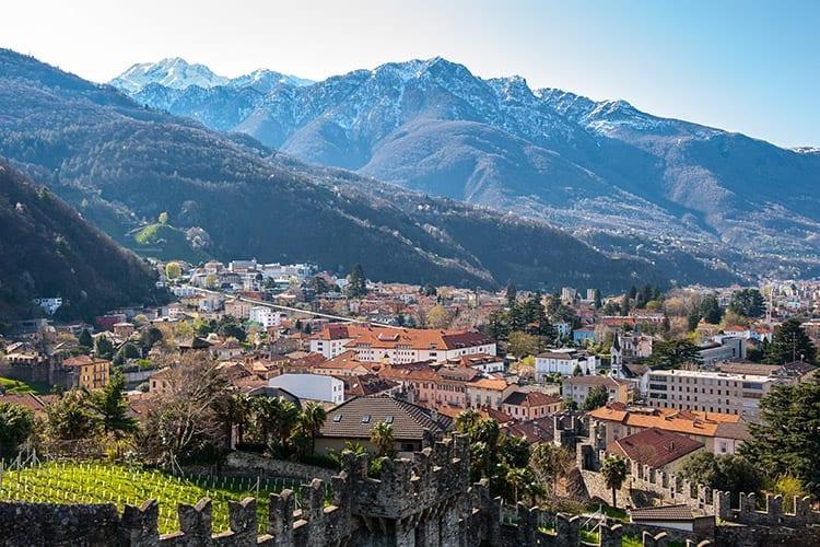 Bellinzona, Ticino