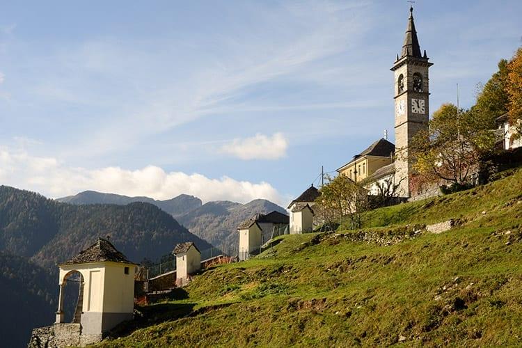 Vallei van Onsernone, Ticino