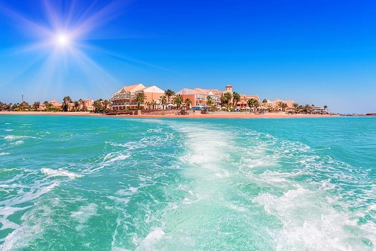 El Gouna, Egypte