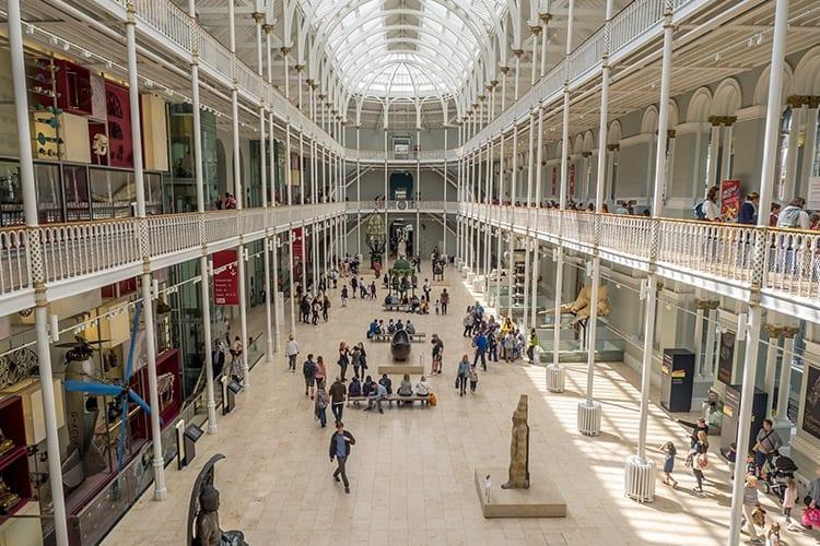 Musea in Edinburgh