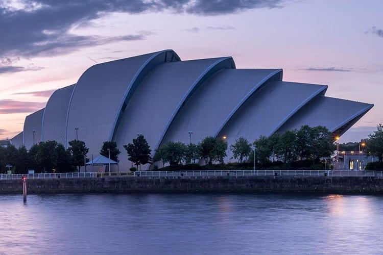 Clyde Auditorium, Glasgow