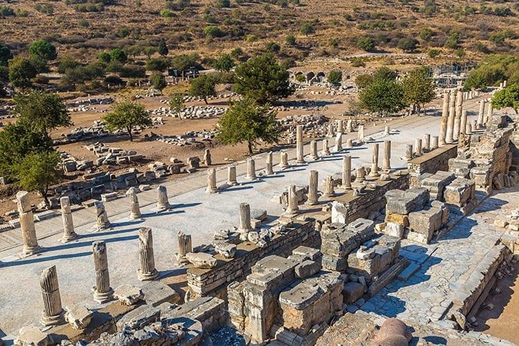 Efeze, Turkije