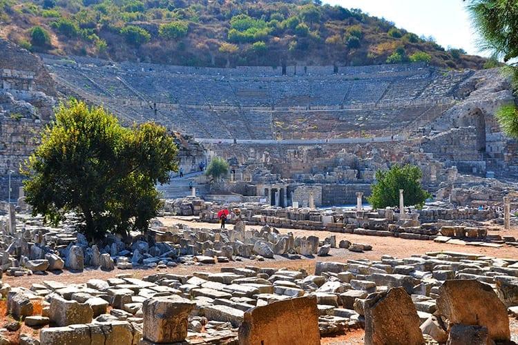 Amfitheater Efeze