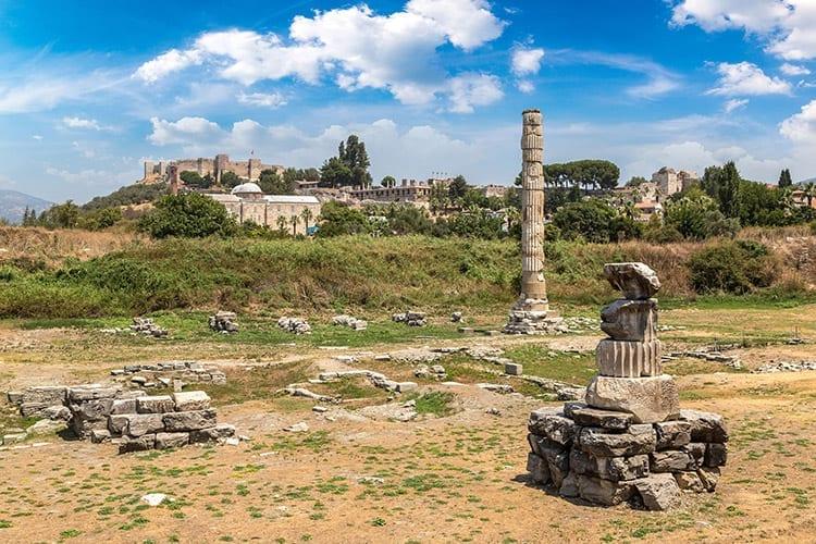 Tempel van Artemis, Efeze