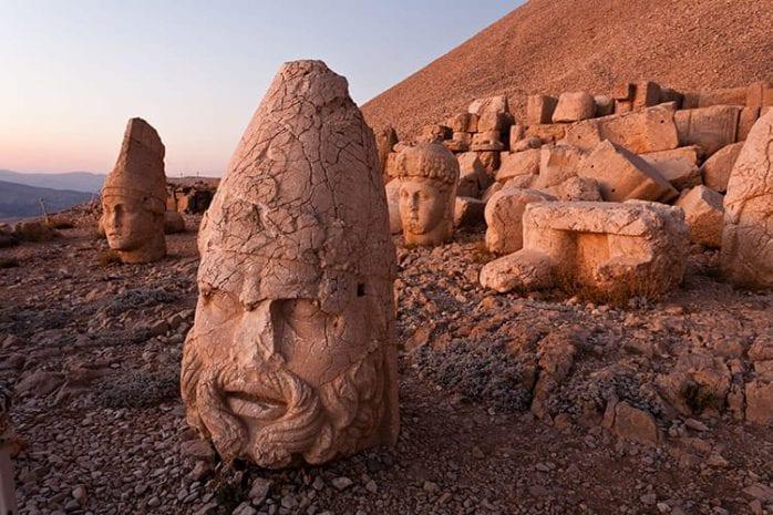 Nemrut Dağı, Turkije