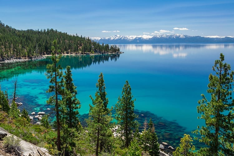 Lake Tahoe, Amerika