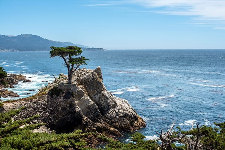 Monterey, Amerika