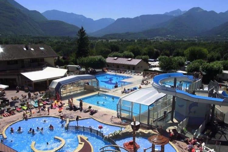 Camping l'Idéal, Rhône-Alpes
