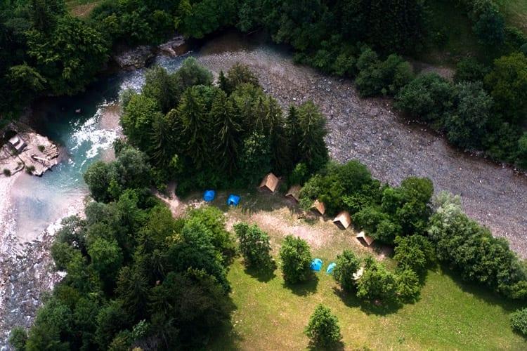 Camping NaturPlac NaSkali, Slovenie