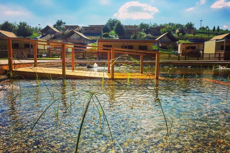 Glamping Sun Valley Bioterme, Slovenie