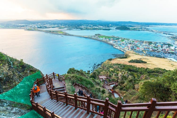 Jeju Island, Zuid-Korea