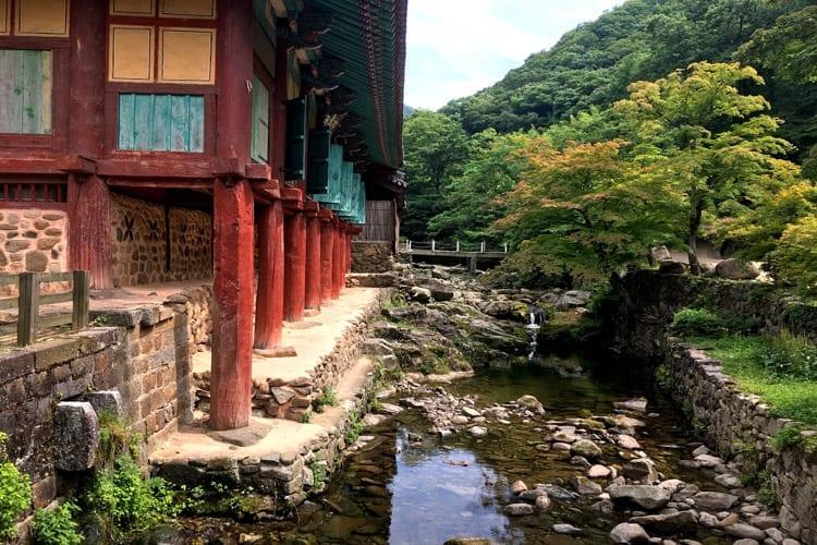 Jogyesan Provincial Park, Zuid-Korea