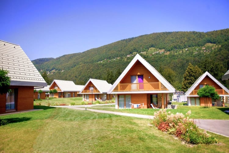 Vakantiepark Terme Topolsic, Slovenie