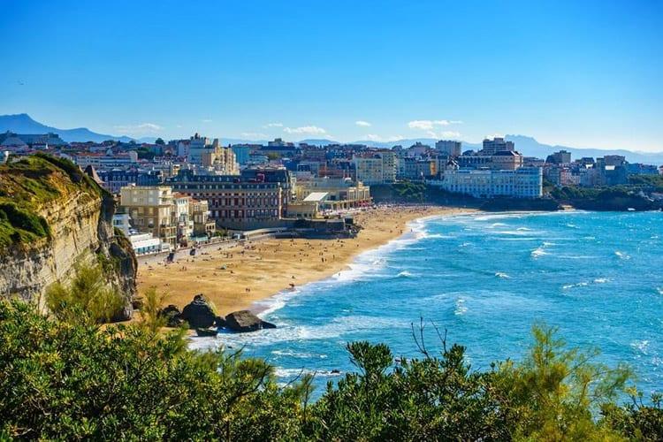 Biarritz, Frankrijk