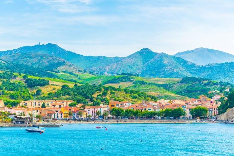 Collioure, Frankrijk