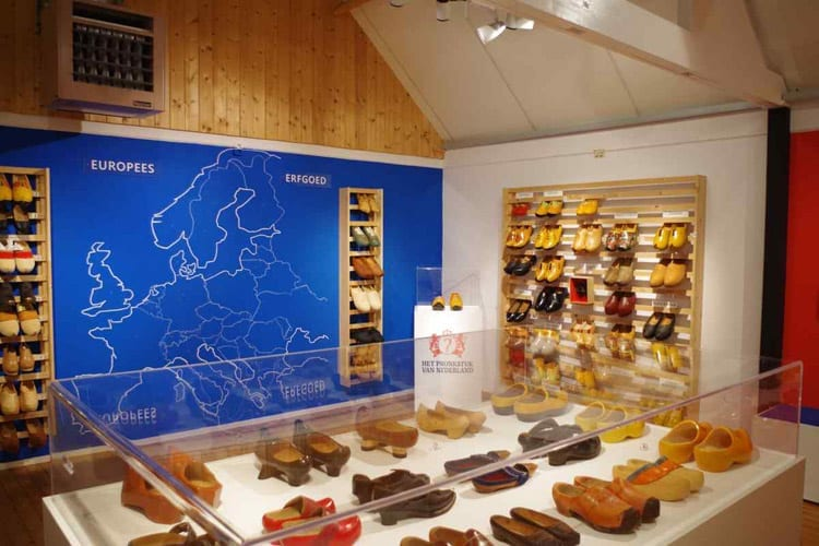 Internationaal Klompenmuseum, Drenthe